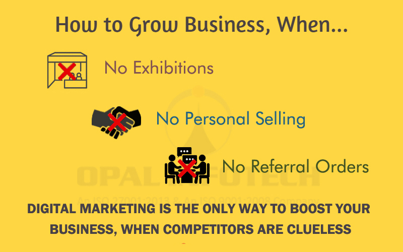 Grow your business with digital marketing solutions
