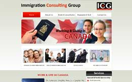 Immigration Consulting Group