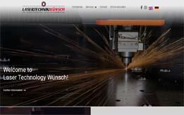 Laser Technology Wuensch